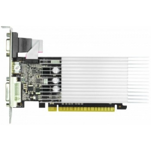 Gainward GeForce GT 610, SilentFX 1GB DDR3 (64 Bit), HDMI, DVI, VGA