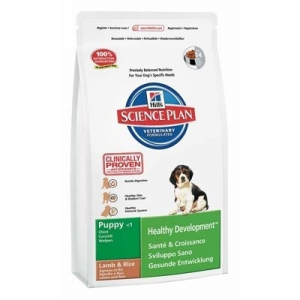 Hill's SP Canine Puppy Lamb & Rice 12 kg