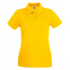Fruit of the Loom 63-030 LADY FIT Premium női póló SUNFLOWER XS-XXL méretek