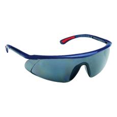 Szemüveg BARDEN füstszínű AF, AS, UV, állítható szárú, páramentes (Védőszemüveg)