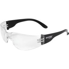 Extol Védőszemüveg, víztiszta, polikarbonát, CE (Védőszemüveg)