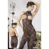 Mandy Mystery lingerie Mellben nyitott csipkeoverall - S-L méret