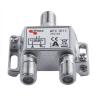 Triax AFC 1611 1-es leágazó, F csatl. 16,0 dB