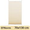 Pliszé (Easy Fix Normal) - Elefántcsont 70x130 cm