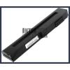 M51Sr Series 4400 mAh 6 cella fekete notebook/laptop akku/akkumulátor utángyártott
