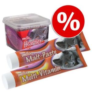 Smilla snackcsomag: multivitamin & malátapaszta + Hearties - 525 g