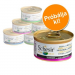 Schesir variációk próbacsomag 6 x 70 g / 75 g / 85 g - Natural rizs csomag (6 x 85 g)