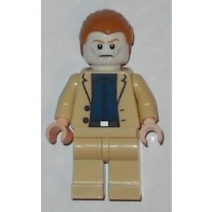 LEGO Aldrich Killian