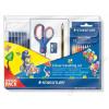 STAEDTLER Utazó készlet, ajándék rajztáblával, STAEDTLER Special Pack (TS61TCPL5)