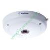 GEOVISION GV FE3402 3.0 Mpixel IP beltéri panoráma kamera, beépített speciális halszem objektívvel