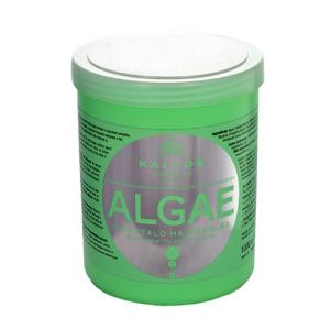 Kallos Algae Moisturizing Hair Mask Női dekoratív kozmetikum Maszk sérült hajra Hajmaszk 1000ml