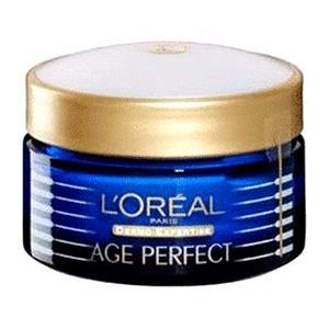 L´Oreal Paris Age Perfect Night Cream Női dekoratív kozmetikum Ráncok elleni készítmény 50ml