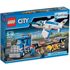 LEGO City-Gyakorló vadászrepülő szállító 60079 lego