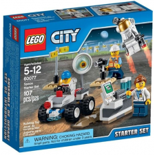 LEGO City Űrhajós kezdőkészlet 60077 lego