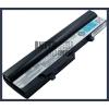 Toshiba PA3785U-1BRS 4400 mAh 6 cella fekete notebook/laptop akku/akkumulátor utángyártott