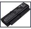Compaq Presario CQ20-100 Series 2200 mAh 3 cella fekete notebook/laptop akku/akkumulátor utángyártott hp notebook akkumulátor
