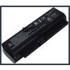 Presario CQ20-200 Series 4400 mAh 6 cella fekete notebook/laptop akku/akkumulátor utángyártott