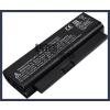 HSTNN-XB91 2200 mAh 3 cella fekete notebook/laptop akku/akkumulátor utángyártott