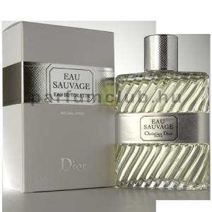 Dior CHRISTIAN DIOR - Eau Sauvage ASB 100 ml férfi