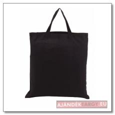 Vászon táska, rövid fülű, 38x42cm