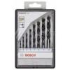 Bosch 8 részes Robust Line fafúró készlet (2607010533)