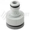 Extol kuplung csatlakozó, locsoláshoz, belsőmenetes 3/4 és 1/2 kicsavarható szűkítővel (70105)