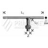 Bosch tokmánykulcs fogaskoszorús fúrótokmányhoz 4 mm (1607950028)