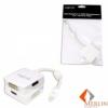 LogiLink Mini Displayport - HDMI/DVI/Displayport 3 az 1-ben konverter kábel /CV0045/