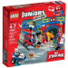 LEGO Juniors Spider-Man búvóhelye 10687