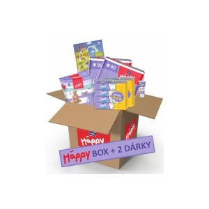 Bella Happy Start Box New Born Csomag