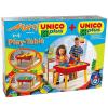 Unico Multifunkciós játszóasztal építőkockákkal
