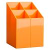 ICO : Narancssárga írószertartó