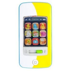B-toys Zenélő bébi okostelefon