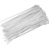 Extol Kábelkötegelő 4,8×400mm 100db, fehér nylon (Kábelkötegelő)