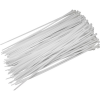 Extol Kábelkötegelő 4,8×500mm 100db, fehér nylon (Kábelkötegelő)