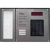 Kaputelefon, társasházi audio EVKT 100 központ + névtábla falon kív.,1 oszl. H