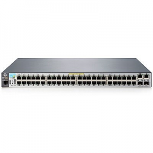 HP 2530-48-PoE+ Switch, 48 x TP100, 2 x SFP, 2 x TP