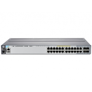 HP 2920-24G-PoE+ Switch, 20 x TP, 4 x TP/Slot