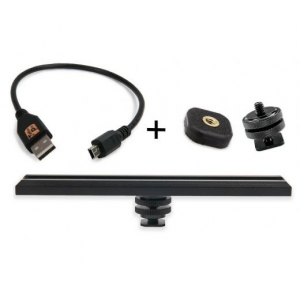 Tether Tools CamRanger Camera Mounting Kit w/ Mini-B 5 Pin 1 (30cm)