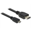 DELOCK Cable MHL male > High Speed HDMI male 1 m