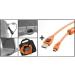 Tether Tools Starter Tethering Kit w/ USB 2.0 Mini-B 8 Pin Cable 15 ORG