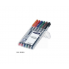 STAEDTLER Alkoholos marker készlet, 0,6 mm, STAEDTLER