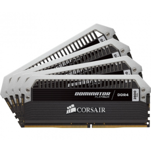 Corsair DDR4 16GB 3000MHz Corsair Dominator Platinum CL15 KIT4
