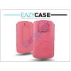 Deco DECO SLIM univerzális bőrtok - Apple iPhone 5/5S/Nokia 225 - pink - 18. méret