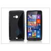 Microsoft Microsoft Lumia 535 szilikon hátlap - S-Line - fekete