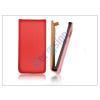 Slim Slim Flip bőrtok - Apple iPhone 6 - piros