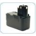 Bosch fúrócsavarozó PSR 12VES-2 akku felújítás 12 V