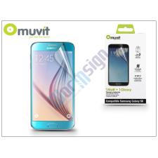 Samsung Samsung SM-G920 Galaxy S6 képernyővédő fólia - Muvit Glossy/Matt - 2 db/csomag mobiltelefon kellék