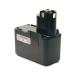 Bosch fúrócsavarozó GSR akku felújítás 9,6 V