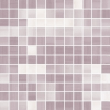Paradyz Ambrozja Viola 29,8x29,88,1 fürdőszoba mozaik